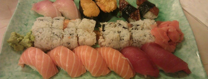 Aki Sushi Restaurant is one of Dining in Orlando, Florida.