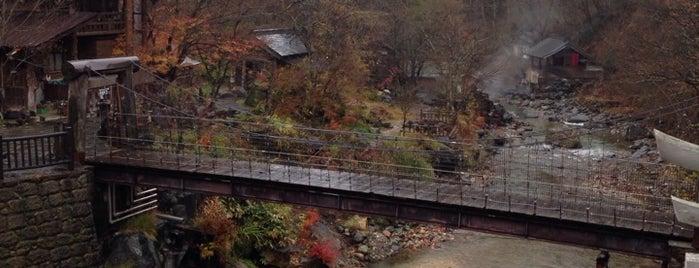 宝川温泉 汪泉閣 is one of Attractions to Visit.