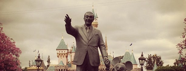 Disneyland Park is one of L.A..