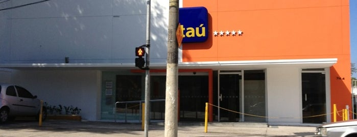 Itaú is one of Best.