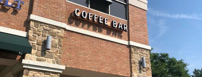Blend Coffee Bar is one of Ashburn.