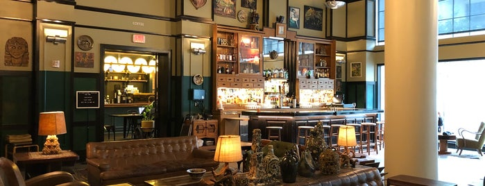 Ace Hotel New Orleans is one of New Orleans 2018 Itinerary.