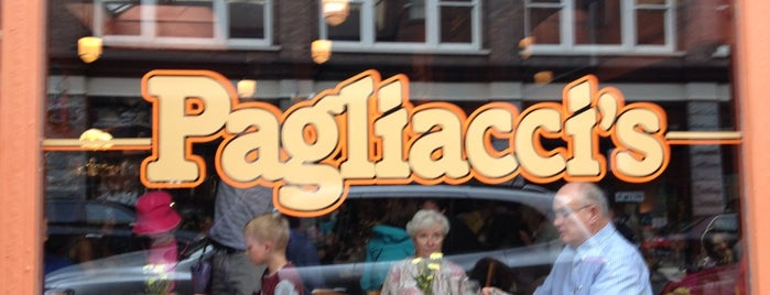 Pagliacci's is one of Victoria.