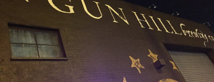 Gun Hill Brewing Co. is one of The NYC Area Winter Good Beer Passport (2015).