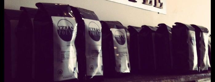 Ezra's Pound is one of Worldwide Coffee Guide.