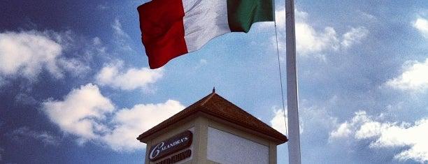 Calandra's Italian Village is one of NJ To Do.