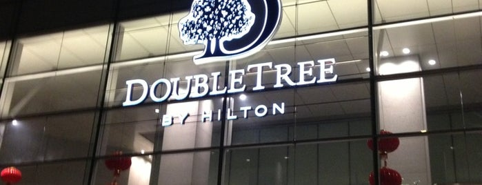 DoubleTree by Hilton Hotel Kuala Lumpur is one of Hotels I've stayed.