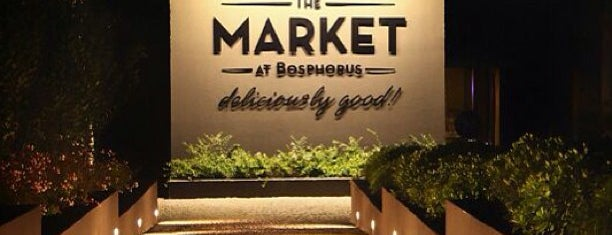 The Market Bosphorus is one of Istanbul Alaturca.