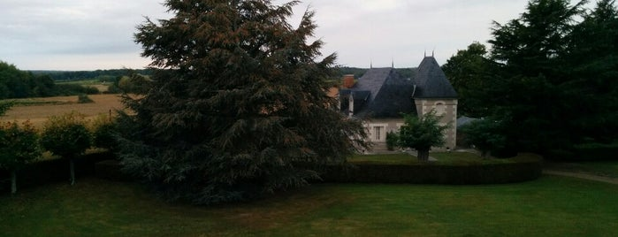 Domaine des Hauts de Loire is one of Fred and Joanne's Europe Trip Fall 2014.