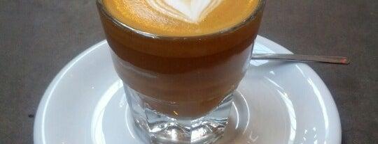 Intelligentsia Coffee & Tea is one of CA.
