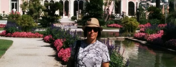Villa Ephrussi de Rothschild is one of Fred and Joanne's Europe Trip Fall 2014.