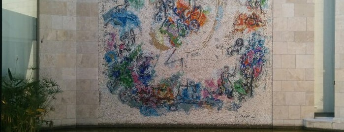 Musée Marc Chagall is one of Fred and Joanne's Europe Trip Fall 2014.