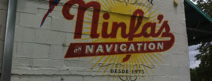 The Original Ninfa's on Navigation is one of Houston Press - 'We Love Food' - 2012.