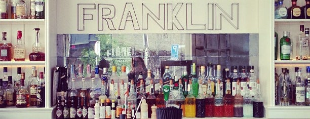 Franklin Bar & Kitchen is one of Best bars in Amsterdam.