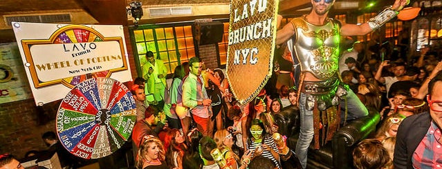 Lavo is one of Best NYC Brunches, 2015.