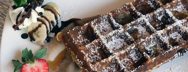 Belga Cafe is one of DC's Best Brunch Bites 2016.