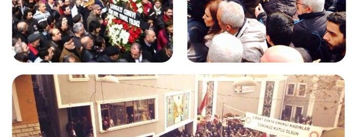 Okmeydani Hacı Bektaşi Veli Cem Evi is one of İstanbul Avrupa Yakası #2 🍁🍃.