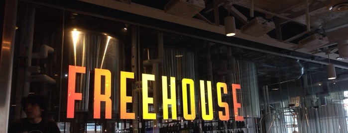 The Freehouse is one of The 15 Best Trendy Places in Minneapolis.