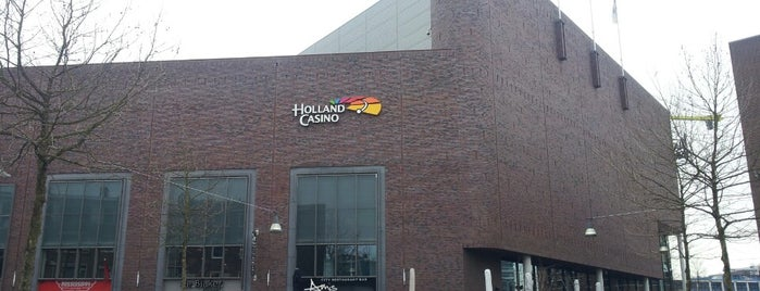 Holland Casino is one of Architectuur Enschede #4sqCities.