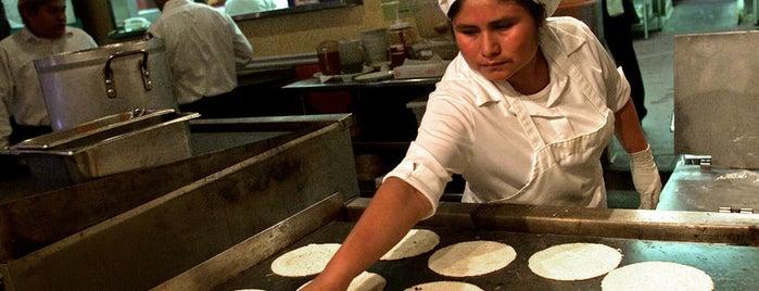 Guelaguetza Restaurant is one of Jonathan Gold 101.
