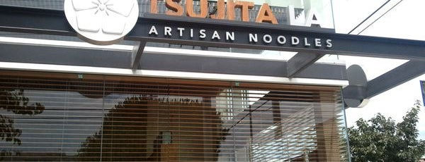 Tsujita LA Artisan Noodle is one of Jonathan Gold 101.