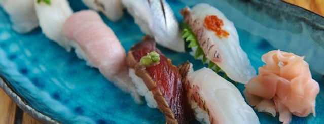 Umi Sushi is one of ATL high-end Hit List.