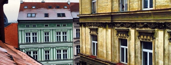 Marvelous Miss Sophieu0027s Hotel Is One Of The 15 Best Places For Clean Rooms In Prague.
