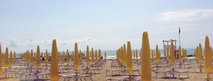 Stabilimento Balneare Marconi is one of Пляжи италии.