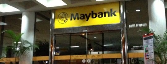 Maybank is one of @Sabah, Malaysia.