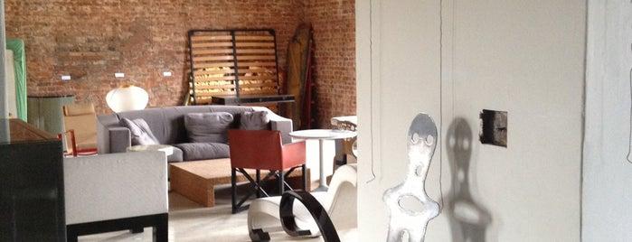 Bulthaup Design Gallery is one of Must-visit Art galleries in Saint-Petersburg.