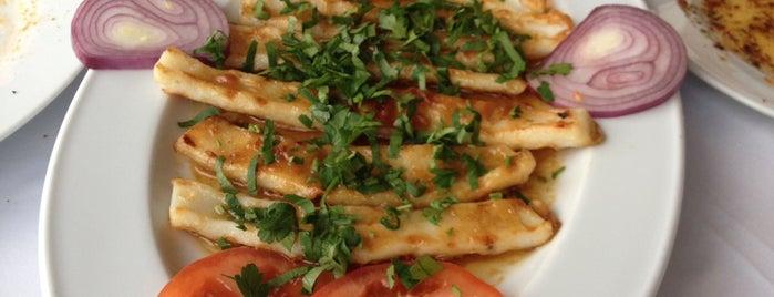 Milto Balık Restaurant is one of İstanbul Yeme&İçme Rehberi - 2.