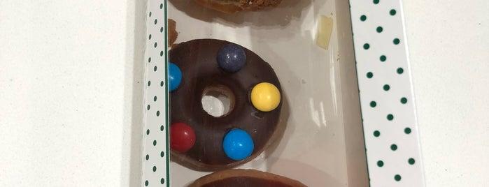 Krispy Kreme is one of Dubai Food.