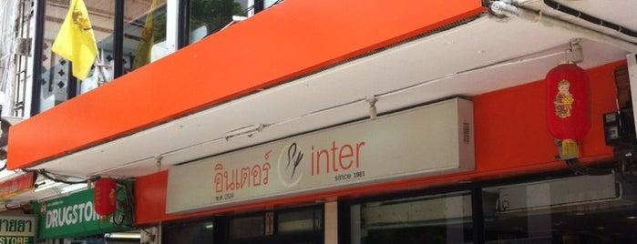 Inter is one of Bangkok, Thailand.