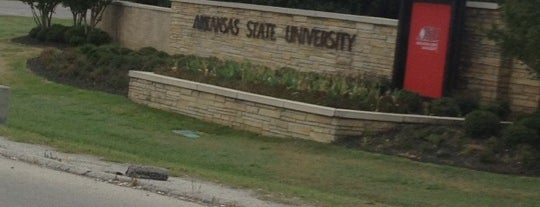 Arkansas State University is one of NCAA Division I FBS Football Schools.