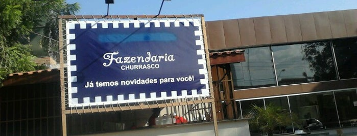 Fazendaria Churrasco is one of Mayor list ;).