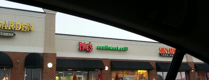 Moe's Southwest Grill is one of Virginia/Washington D.C..