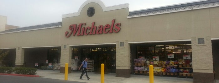 Michaels is one of All My Places.