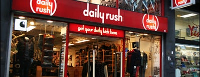 Daily Rush is one of Hip Rotterdam.
