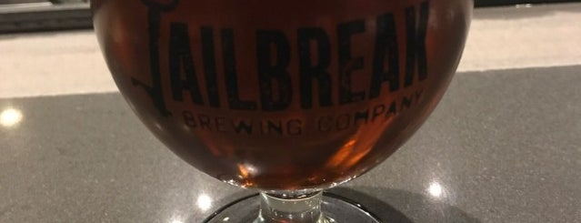 Jailbreak Brewing Company is one of Best Beer Spots.
