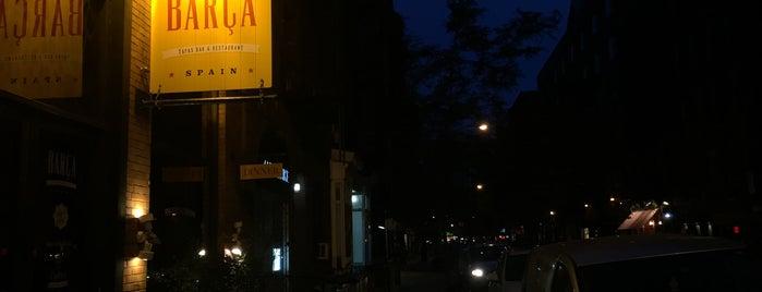 Barça is one of Restaurants.