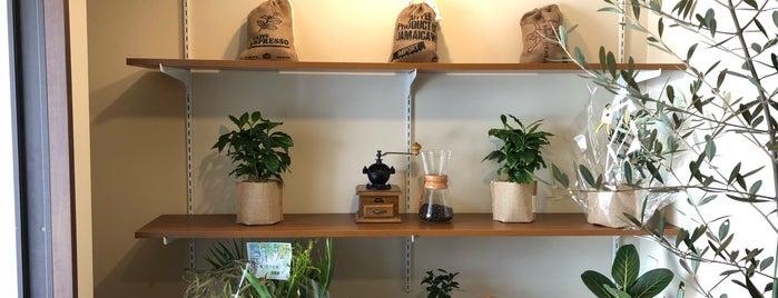UKICHI  COFFEE is one of free Wi-Fi in 新宿区.