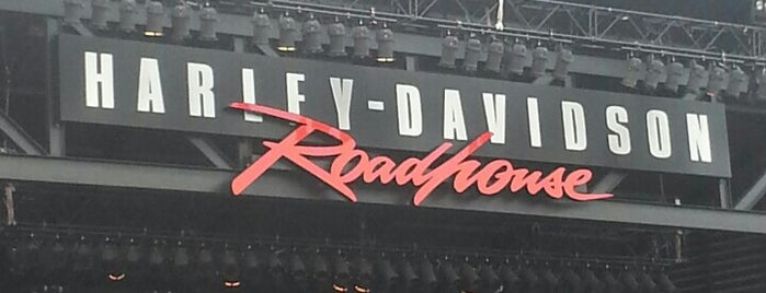 Harley Davidson Roadhouse is one of The 15 Best Music Venues in Milwaukee.