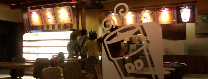 Dunkin' Donuts is one of Dunkin' Donuts BALI.