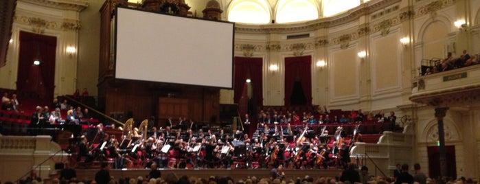 Het Concertgebouw is one of Guide to Amsterdam's best spots.