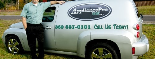 Appliance Repair Vancouver WA Service