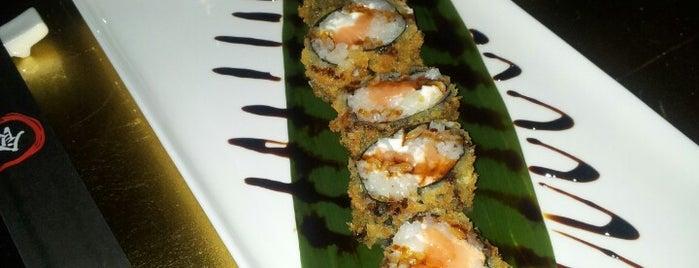 Lin Sushi Fusion Experience is one of Da Ritornare.
