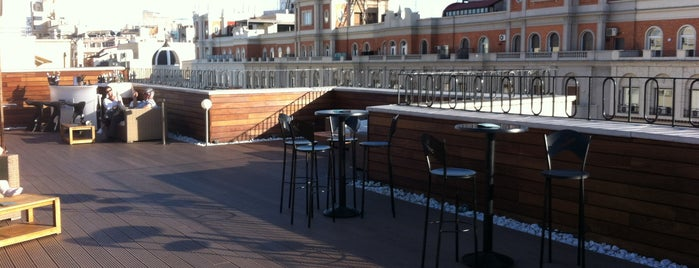 Terraza Vincci is one of AFTERNOON.
