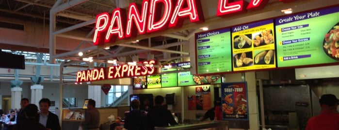 Panda Express is one of Favorite Restaurants In New Jersey.