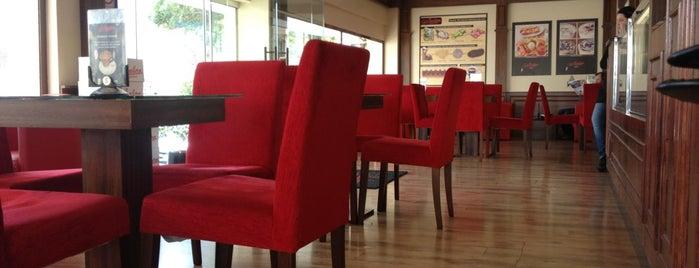 Café Barbera is one of Meus lugares.