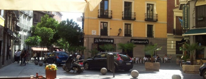Cafeeke is one of Madrid cañas y tal.